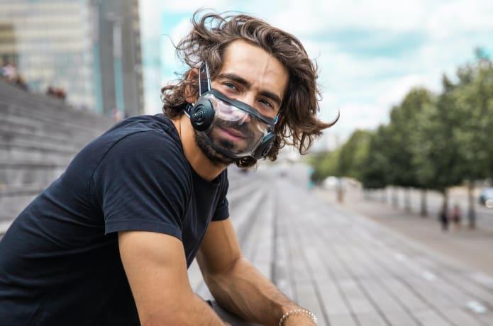 CIVILITY - Next Gen Transparent Mask-06